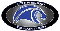 North Island Tsunami Rugby Logo